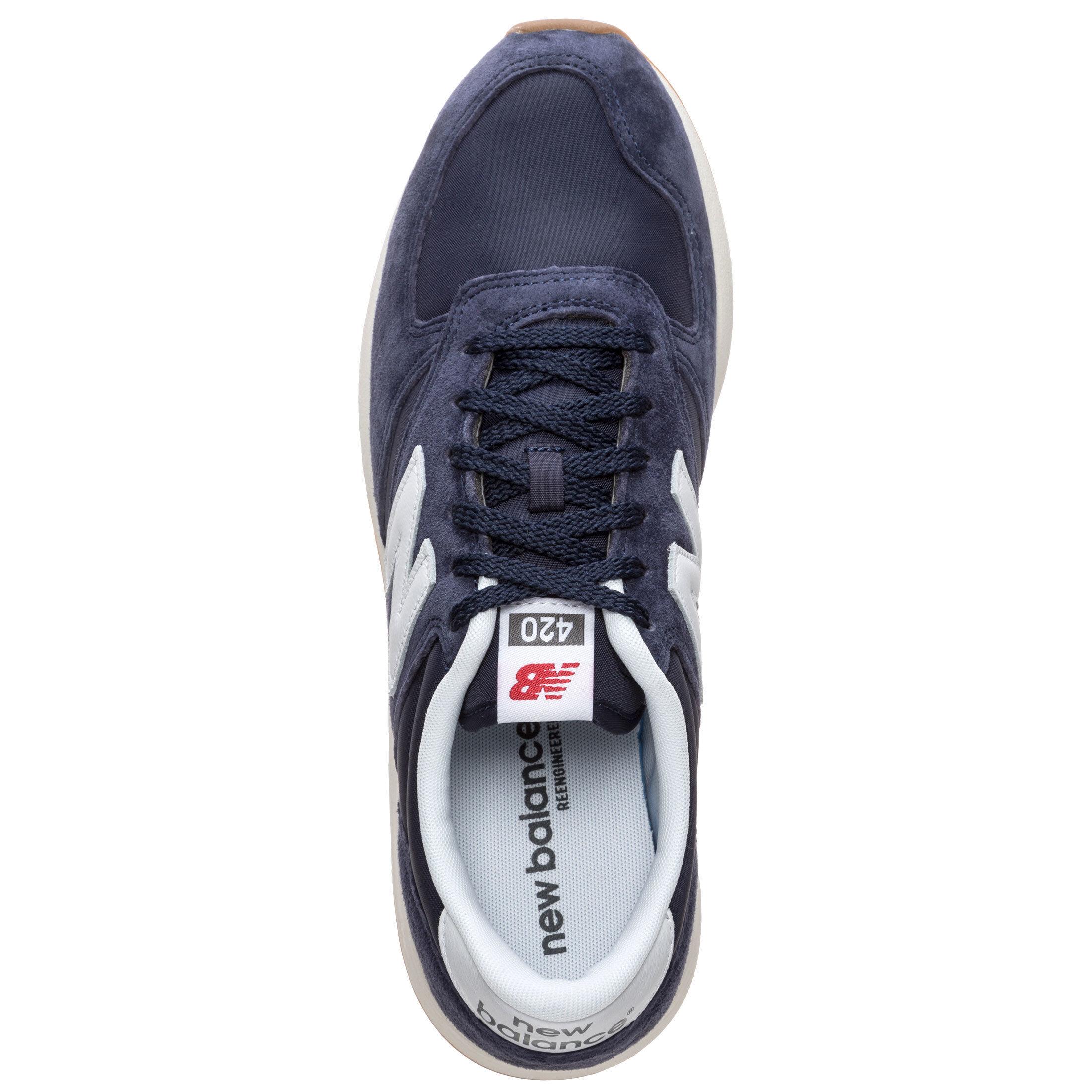 Damen Schuhe NEW BALANCE MRL420 SQ D Sneaker dunkelblau