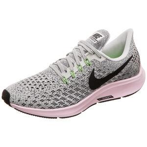 Air Zoom Pegasus 35 Laufschuh Damen, grau / rosa, zoom bei OUTFITTER Online