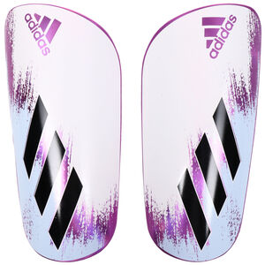 X 20 League Schienbeinschoner, weiß / pink, zoom bei OUTFITTER Online