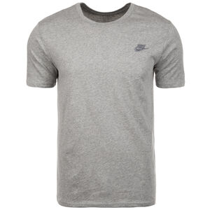 Embroidered T-Shirt Herren, grau, zoom bei OUTFITTER Online