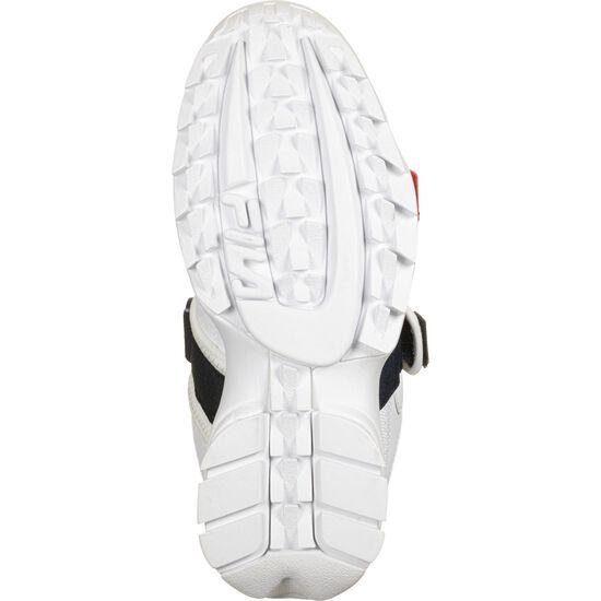 Disruptor Straps Sneaker Damen, weiß / rot, zoom bei OUTFITTER Online
