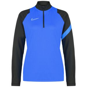 Academy Pro Trainingspullover Damen, blau / anthrazit, zoom bei OUTFITTER Online
