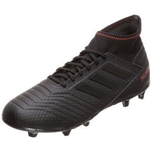 hot sales e4715 14cbc Predator 19.3 FG Fußballschuh Herren, schwarz  rot, zoom bei OUTFITTER  Online