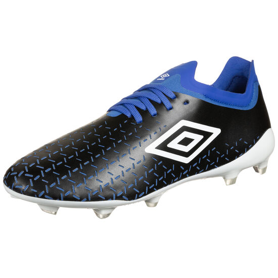 Velocita V Pro FG Fußballschuh Herren, schwarz / blau, zoom bei OUTFITTER Online
