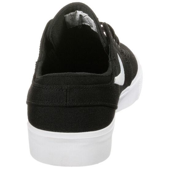 Zoom Janoski RM Canvas Sneaker Herren, schwarz / weiß, zoom bei OUTFITTER Online