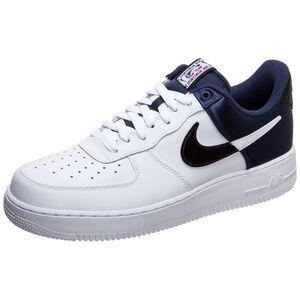 Air Force 1 '07 LV8 Sneaker Herren, weiß / blau, zoom bei OUTFITTER Online