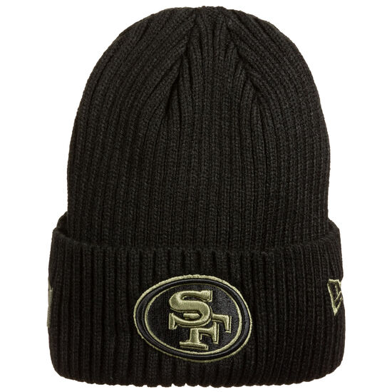 NFL San Francisco 49ers Salute To Service Beanie, , zoom bei OUTFITTER Online