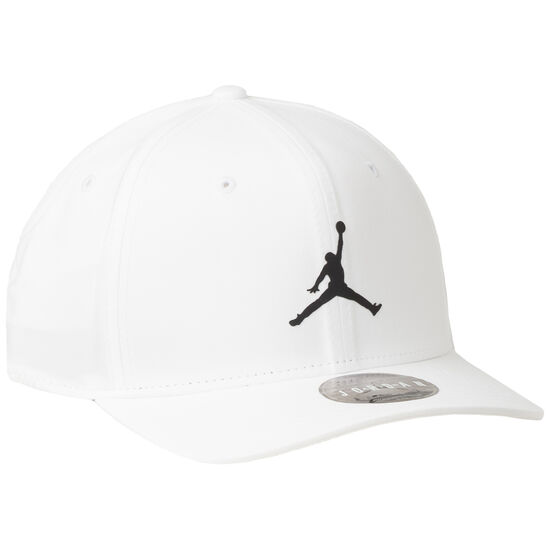Jordan Classic99 Snapback Cap, weiß / schwarz, zoom bei OUTFITTER Online