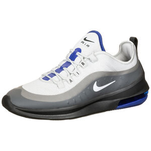 Air Max Axis Sneaker Herren, grau / blau, zoom bei OUTFITTER Online