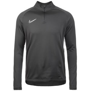 Dry Academy 19 Drill Longsleeve Herren, anthrazit / weiß, zoom bei OUTFITTER Online