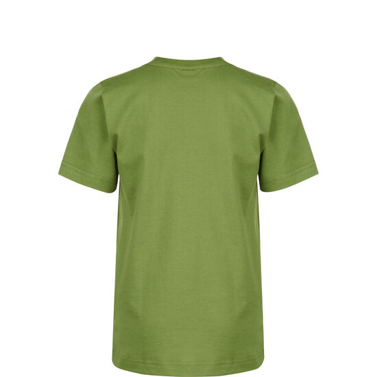 Must Have Badge of Sport T-Shirt Kinder, oliv / weiß, zoom bei OUTFITTER Online
