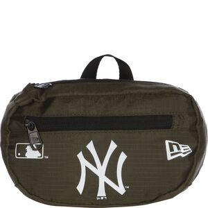 MLB New York Yankees Mini Gürteltasche, grün / weiß, zoom bei OUTFITTER Online