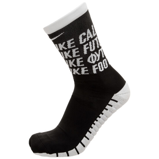 F.C. Squad Crew Socken, schwarz / weiß, zoom bei OUTFITTER Online
