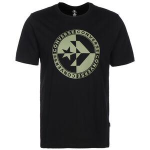 Checkered Star Chevron T-Shirt Herren, schwarz, zoom bei OUTFITTER Online