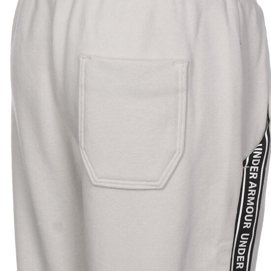 Sport Style Fleece Jogginghose Kinder, weiß / schwarz, zoom bei OUTFITTER Online