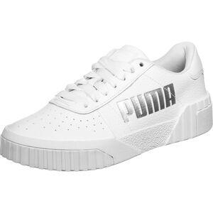 Cali Statement Sneaker Damen, weiß / schwarz, zoom bei OUTFITTER Online
