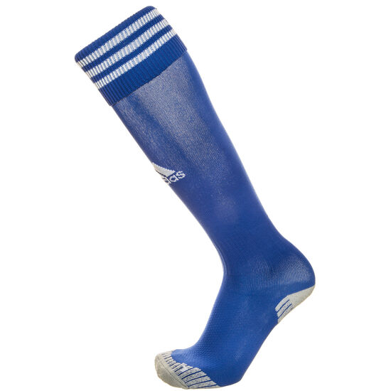 Adisock 12 Sockenstutzen, blau / weiß, zoom bei OUTFITTER Online