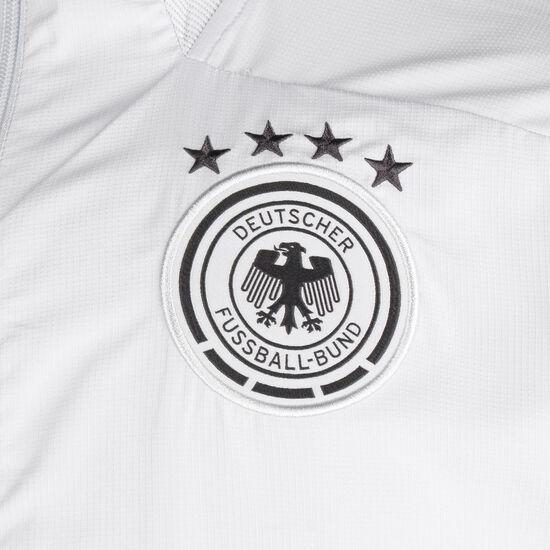 DFB Präsentationsjacke EM 2021 Herren, hellgrau / schwarz, zoom bei OUTFITTER Online