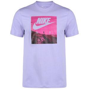 Air Photo T-Shirt Herren, flieder / pink, zoom bei OUTFITTER Online