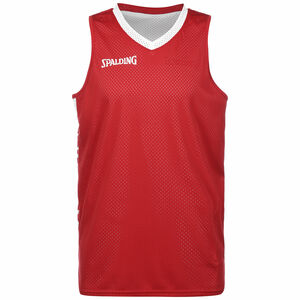 Essential Reversible Trainingstop Herren, rot / weiß, zoom bei OUTFITTER Online