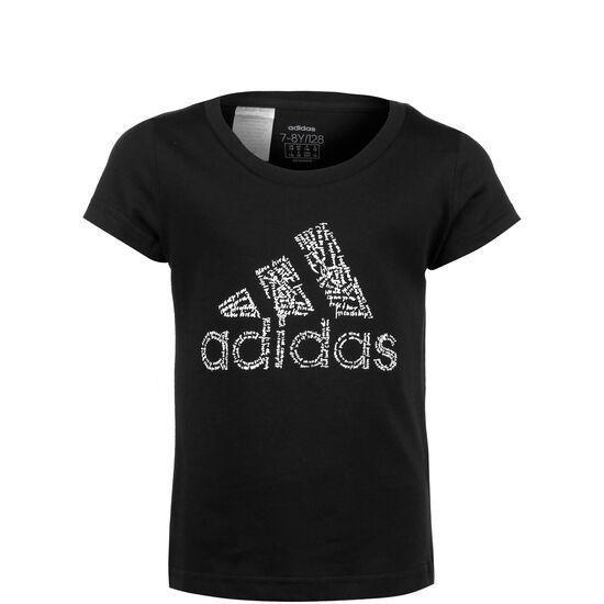 Badge of Sport T-Shirt Kinder, schwarz, zoom bei OUTFITTER Online