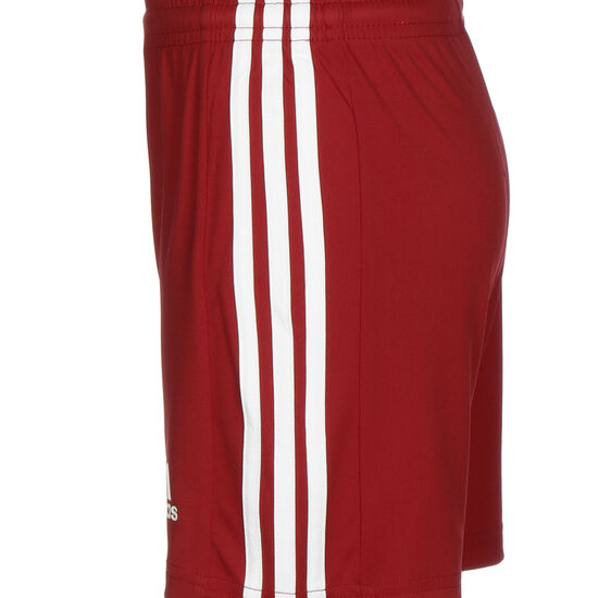 Squadra 21 Shorts Kinder, rot / weiß, zoom bei OUTFITTER Online
