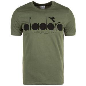 SS BL T-Shirt Herren, dunkelgrün / schwarz, zoom bei OUTFITTER Online