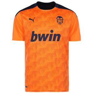 FC Valencia Trikot Away 2020/2021 Herren, orange / dunkelblau, zoom bei OUTFITTER Online