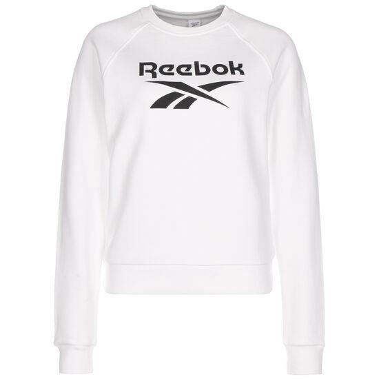 Classics Big Vector Sweatshirt Damen, weiß / schwarz, zoom bei OUTFITTER Online