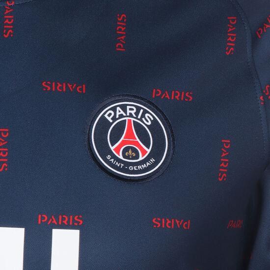 Paris St.-Germain Pre-Match Trainingsshirt Herren, dunkelblau / weiß, zoom bei OUTFITTER Online