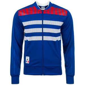 France Country Identity Trainingsjacke Herren, Blau, zoom bei OUTFITTER Online