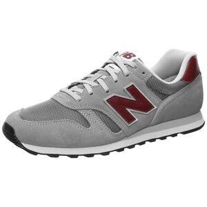 ML373-D Sneaker Herren, grau / dunkelrot, zoom bei OUTFITTER Online