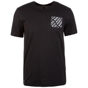 Real Madrid Street Graphic T-Shirt Herren, schwarz / weiß, zoom bei OUTFITTER Online