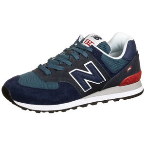 ML574-D Sneaker Herren, blau, zoom bei OUTFITTER Online