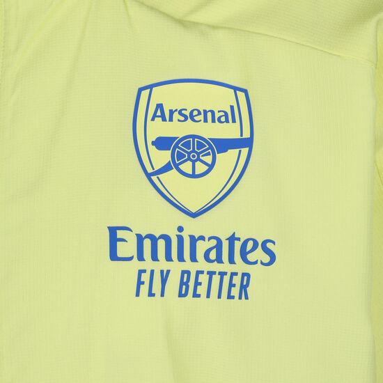 FC Arsenal Trainingsjacke Herren, gelb / blau, zoom bei OUTFITTER Online