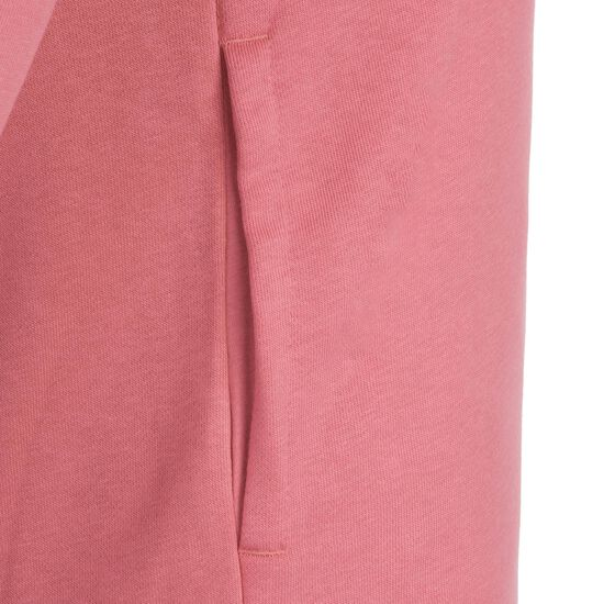 Essentials Linear Kapuzenpullover Damen, pink / weiß, zoom bei OUTFITTER Online