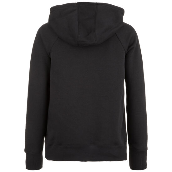 Rival Fleece Graphic Sportstyle Kapuzenpullover Damen, schwarz, zoom bei OUTFITTER Online