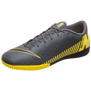 Mercurial VaporX XII Academy Indoor Fußballschuh Herren, schwarz / gelb, zoom bei OUTFITTER Online