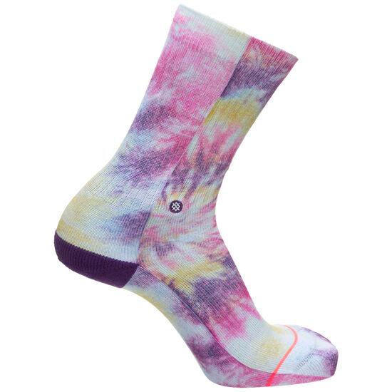 So Fly Crew Socken Damen, lila / pink, zoom bei OUTFITTER Online