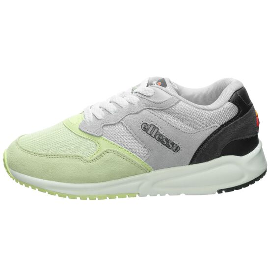 NYC84 Sneaker Damen, grau / hellgrün, zoom bei OUTFITTER Online