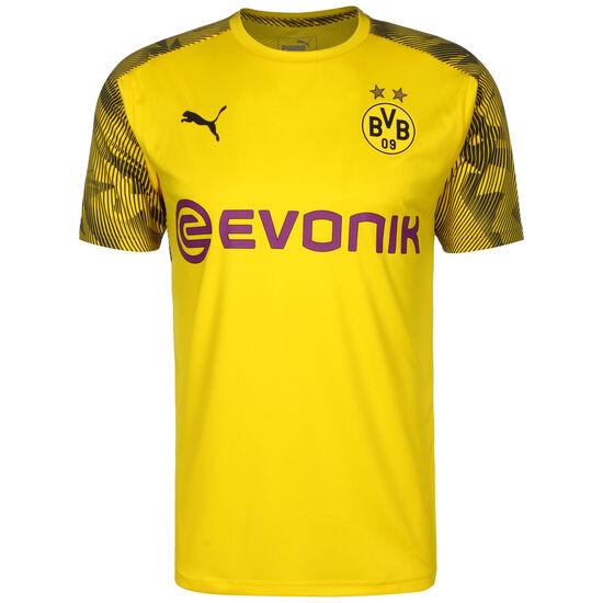 Borussia Dortmund Trainingsshirt Herren, gelb / schwarz, zoom bei OUTFITTER Online