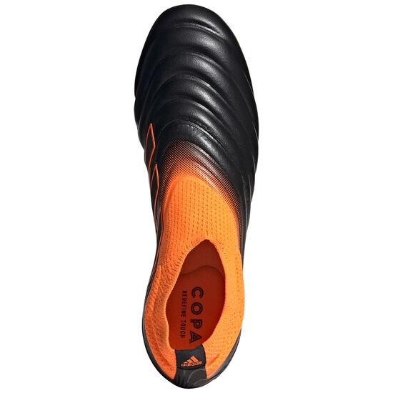 Copa 20+ SG Fußballschuh Herren, schwarz / orange, zoom bei OUTFITTER Online