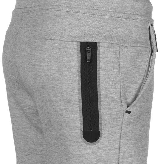 Tech Fleece Shorts Kinder, grau / schwarz, zoom bei OUTFITTER Online