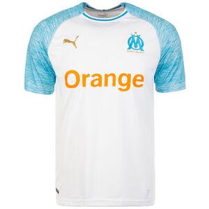 Olympique Marseille Trikot Home 2018/2019 Herren, Weiß, zoom bei OUTFITTER Online