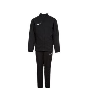 Dry Academy 18 Trainingsanzug Kinder, schwarz, zoom bei OUTFITTER Online