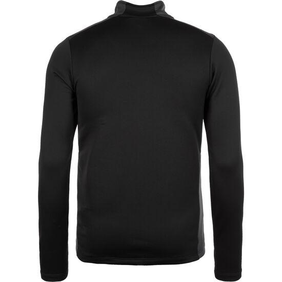 Half-Zip Trainingsshirt Herren, schwarz / grau, zoom bei OUTFITTER Online