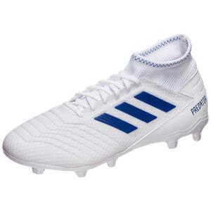online retailer 74e48 1c805 Predator 19.3 FG Fußballschuh Herren, weiß   blau, zoom bei OUTFITTER Online