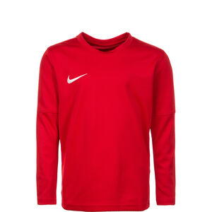 Dry Park 18 Crew Trainingsshirt Kinder, rot, zoom bei OUTFITTER Online