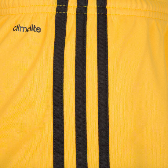 Squadra 17 Short Herren, gelb / schwarz, zoom bei OUTFITTER Online