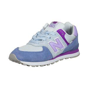 574 Sneaker Kinder, blau / violett, zoom bei OUTFITTER Online